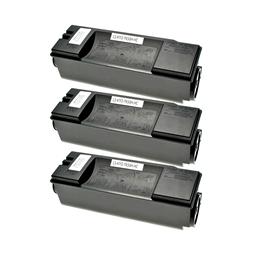 Logic-Seek 3 Toner kompatibel zu Kyocera TK-50H 370QA0KX HC Schwarz