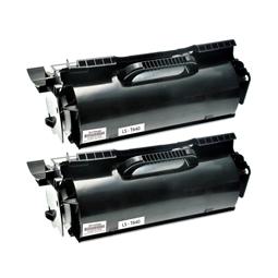 Logic-Seek 2 Toner kompatibel zu Lexmark Optra T640 64036HE HC Schwarz
