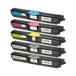 Logic-Seek 5 Toner kompatibel zu Xerox 6120 HC