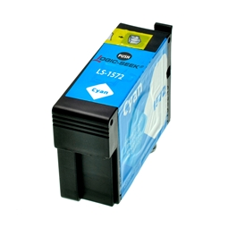 Logic-Seek  Tintenpatrone kompatibel zu Epson Stylus R3000 T1572 C13T15724010 XL Cyan