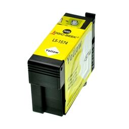 Logic-Seek  Tintenpatrone kompatibel zu Epson Stylus R3000 T1574 C13T15744010 XL Yellow