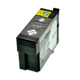 Logic-Seek  Tintenpatrone kompatibel zu Epson Stylus R3000 T1577 C13T15774010 XL Light Schwarz