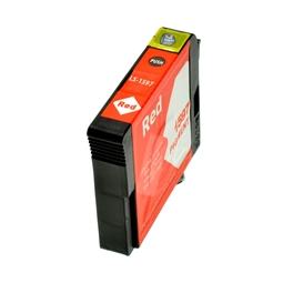Logic-Seek  Tintenpatrone kompatibel zu Epson Stylus R2000 T1597 C13T15974010 XL Rot