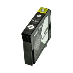 Logic-Seek  Tintenpatrone kompatibel zu Epson Stylus R2000 T1598 C13T15984010 XL Matt Schwarz