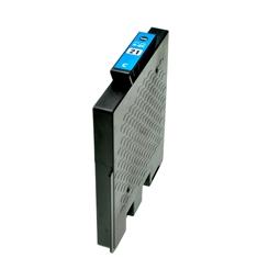 Logic-Seek  Tintenpatrone kompatibel zu Ricoh GC-21C 405533 XL Cyan