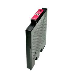 Logic-Seek  Tintenpatrone kompatibel zu Ricoh GC-21M 405534 XL Magenta