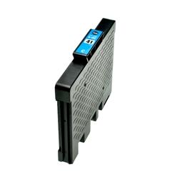 Logic-Seek  Tintenpatrone kompatibel zu Ricoh GC-41C 405762 XL Cyan