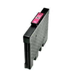 Logic-Seek  Tintenpatrone kompatibel zu Ricoh GC-41M 405763 XL Magenta