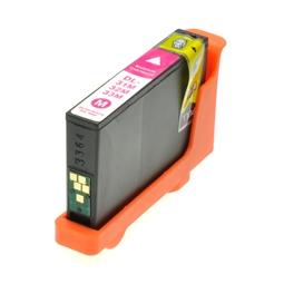 Logic-Seek  Tintenpatrone kompatibel zu Dell D31-34 06VCM 592-11821 XL Magenta