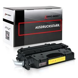 Logic-Seek  Toner kompatibel zu HP 05X CE505X UHC Schwarz