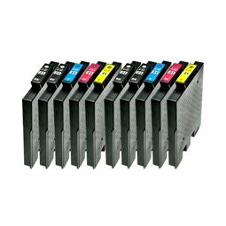 Logic-Seek 10 Tintenpatronen kompatibel zu Ricoh GC-21 XL