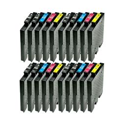Logic-Seek 20 Tintenpatronen kompatibel zu Ricoh GC-21 XL