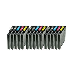 Logic-Seek 15 Tintenpatronen kompatibel zu Ricoh GC-31 XL