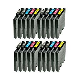 Logic-Seek 20 Tintenpatronen kompatibel zu Ricoh GC-31 XL