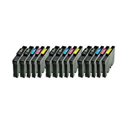 Logic-Seek 15 Tintenpatronen kompatibel zu Ricoh GC-41 XL
