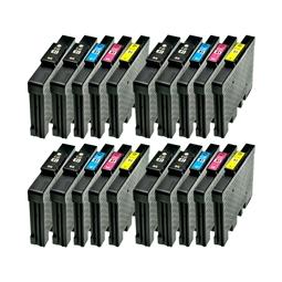 Logic-Seek 20 Tintenpatronen kompatibel zu Ricoh GC-41 XL