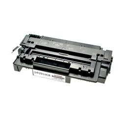 Logic-Seek  Toner kompatibel zu HP 51X Q7551X UHC Schwarz