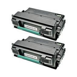 Logic-Seek 2 Toner kompatibel zu Samsung M3320 XL 203E MLT-D203E/ELS HC Schwarz