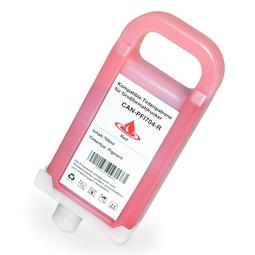 Logic-Seek  Tintenpatrone kompatibel zu Canon PFI-704R 3867B005 XL Rot
