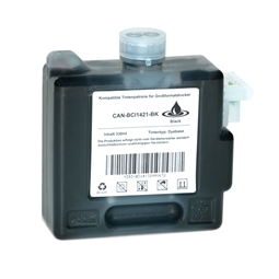 Logic-Seek  Tintenpatrone kompatibel zu Canon BCI-1421BK 8367A001 XL Schwarz