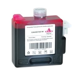 Logic-Seek  Tintenpatrone kompatibel zu Canon BCI-1421M 8369A001 XL Magenta