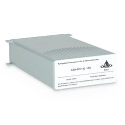 Logic-Seek  Tintenpatrone kompatibel zu Canon BCI-1431BK 8963A001 XL Schwarz