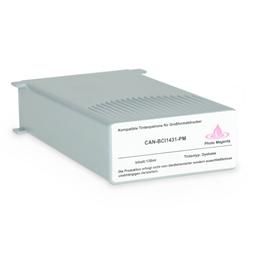 Logic-Seek  Tintenpatrone kompatibel zu Canon BCI-1431PM 8974A001 XL Photo Magenta