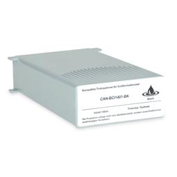 Logic-Seek  Tintenpatrone kompatibel zu Canon BCI-1401BK 7568A001 XL Schwarz