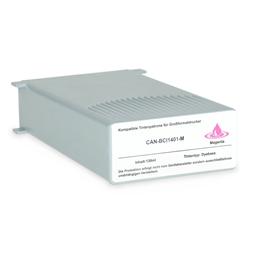 Logic-Seek  Tintenpatrone kompatibel zu Canon BCI-1401M 7570A001 XL Magenta