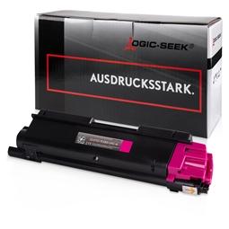 Logic-Seek  Toner kompatibel zu Kyocera TK-580M 1T02KTBNL0 UHC Magenta