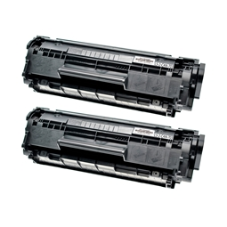 Logic-Seek 2 Toner kompatibel zu Canon Cartridge 703 7616A005 HC Schwarz