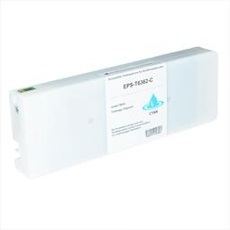 Logic-Seek  Tintenpatrone kompatibel zu Epson Pro 7900 9900 T6362 C13T636200 XL Cyan