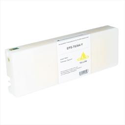 Logic-Seek  Tintenpatrone kompatibel zu Epson Pro 7900 9900 T6364 C13T636400 XL Yellow