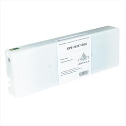 Logic-Seek  Tintenpatrone kompatibel zu Epson Pro 7900 9900 T6367 C13T636700 XL Light Schwarz