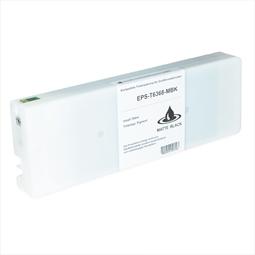 Logic-Seek  Tintenpatrone kompatibel zu Epson Pro 7900 9900 T6368 C13T636800 XL Matt Schwarz
