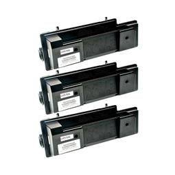 Logic-Seek 3 Toner kompatibel zu Kyocera TK-350 1T02LX0NLC HC Schwarz