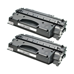 Logic-Seek 2 Toner kompatibel zu Canon Cartridge 708H 0917B002 HC Schwarz