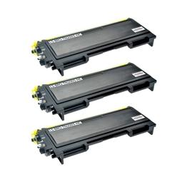 Logic-Seek 3 Toner kompatibel zu Brother TN-2005 HC Schwarz