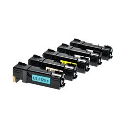 Logic-Seek 5 Toner kompatibel zu Xerox 6125 HC