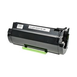Logic-Seek  Toner kompatibel zu Lexmark MX510 MX610 600XA 60F0XA0 UHC Schwarz