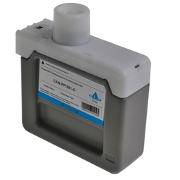 Logic-Seek  Tintenpatrone kompatibel zu Canon PFI-301C 1487B001 XL Cyan