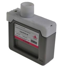 Logic-Seek  Tintenpatrone kompatibel zu Canon PFI-301M 1488B001 XL Magenta
