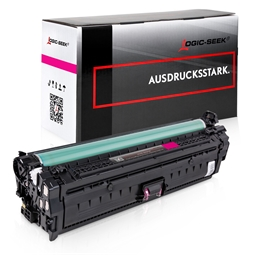 Logic-Seek  Toner kompatibel zu HP 651A CE343A HC Magenta