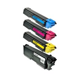 Logic-Seek 4 Toner kompatibel zu Utax CLP 3721 HC