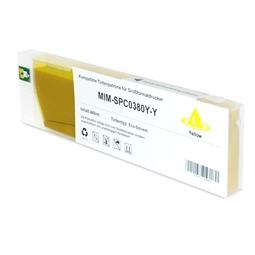 Logic-Seek  Tintenpatrone kompatibel zu Mimaki JV3 SPC0380Y XL Yellow