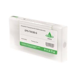 Logic-Seek  Tintenpatrone kompatibel zu Epson Pro 4900 T653B C13T653B00 XL Grün