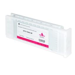 Logic-Seek  Tintenpatrone kompatibel zu Epson SureColor SCT3000 T6943 C13T694300 XL Magenta