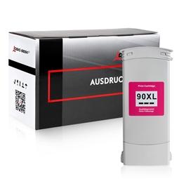 Logic-Seek  Tintenpatrone kompatibel zu HP 90 C5058A XL Schwarz