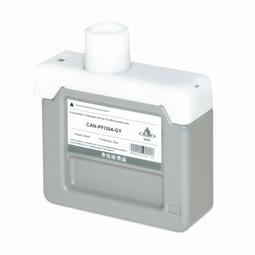 Logic-Seek  Tintenpatrone kompatibel zu Canon PFI-304GY 3858B005 XL Grau