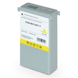 Logic-Seek  Tintenpatrone kompatibel zu Canon BCI-1451Y 0173B001 XL Yellow
